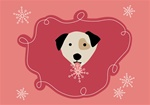 NH160003 Note Cards - Chilly Dog