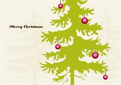 NH160018 Note Cards - Merry Christmas