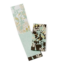 PADM0004 Matchbook Cover Note Pad - D-vine Inspiration