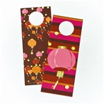 TWIN0006 Wine Tag - Asian Holiday