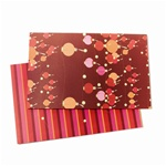 8 Placemats Asian Holiday