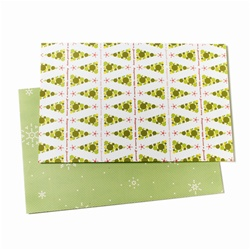 8 Placemats Merry Little Something